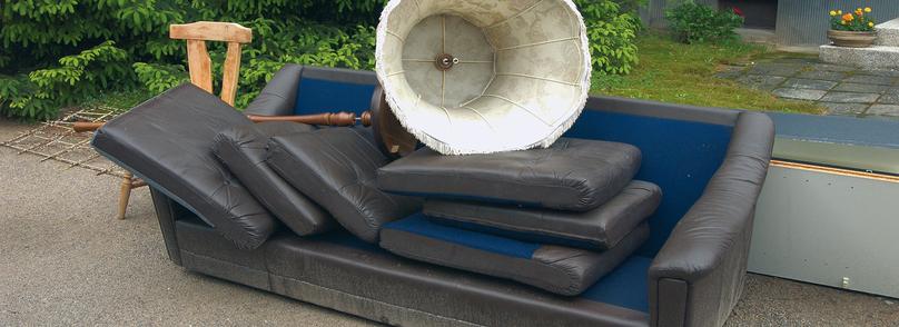 sperrm ll avea. Black Bedroom Furniture Sets. Home Design Ideas